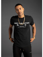 OFF THE PITCH The Sage Tee - Black