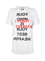Once We Were Warriors Once We Were Warriors Eito Tee - White
