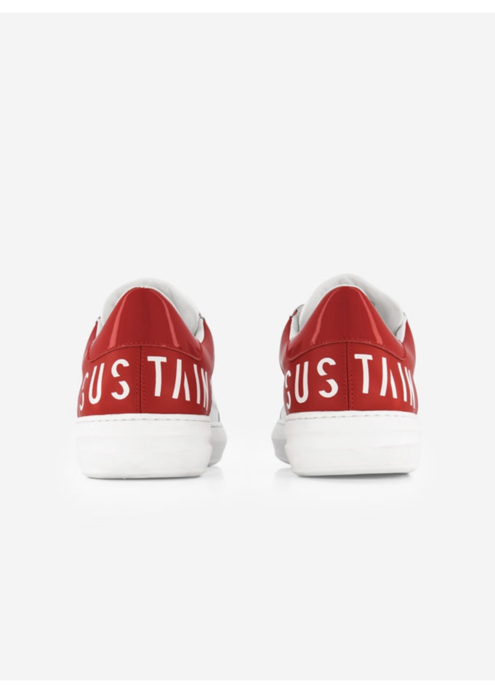 Sustain Sustain Two Tone Sneakers - White/Red