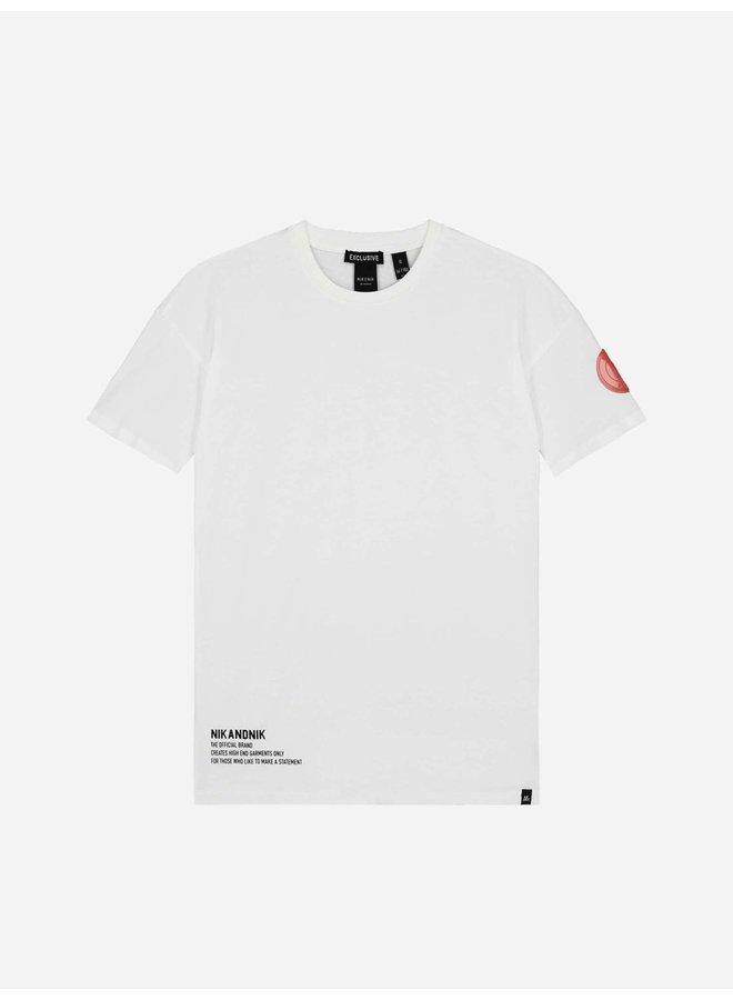 Nik&Nik Manoah T-Shirt - Off White
