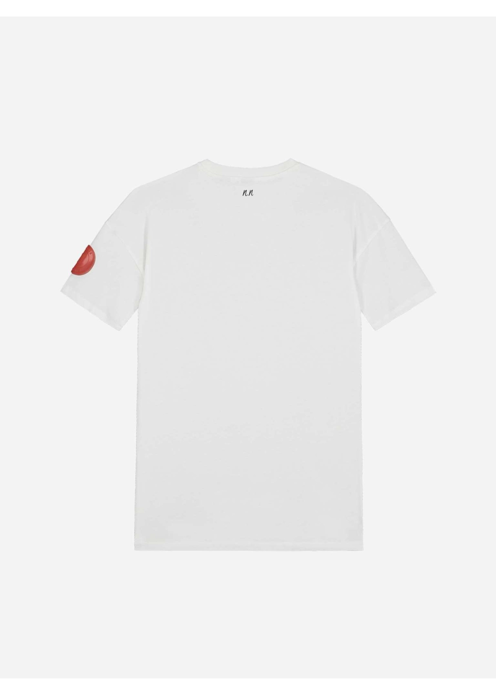 NIK&NIK Nik&Nik Manoah T-Shirt - Off White