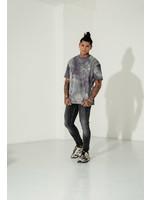 2Legare 2LEGARE T-shirt Tie Dye - Grey