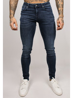 2Legare 2LEGARE NOAH stretch jeans - Solid Blue