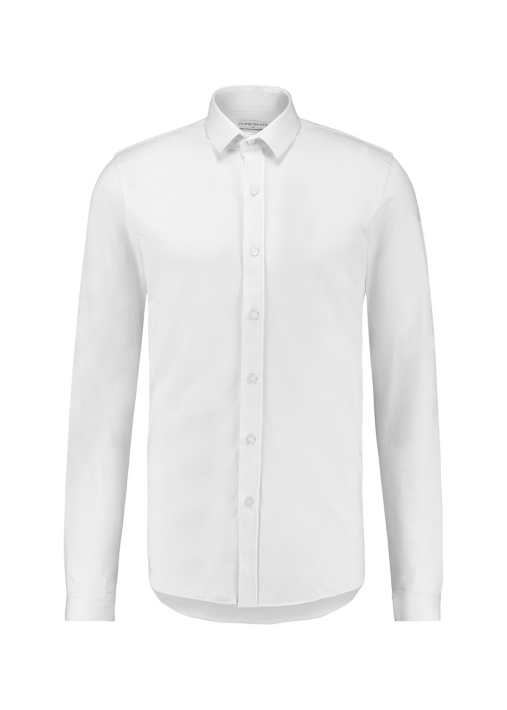 Purewhite Purewhite Essential Shirt - White