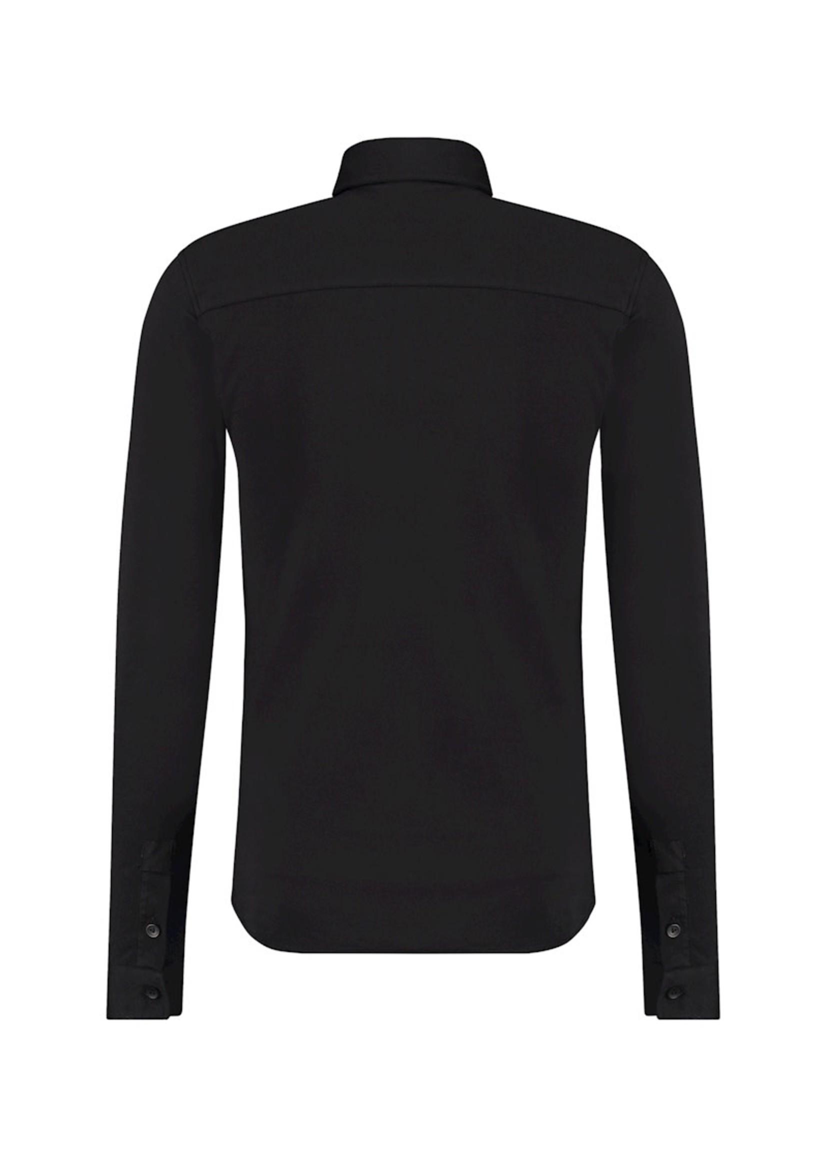 Purewhite Purewhite Essential Shirt - Black