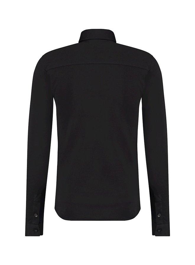 Purewhite Essential Shirt - Black