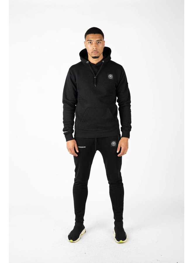 QUOTRELL Commdore Pants - Black