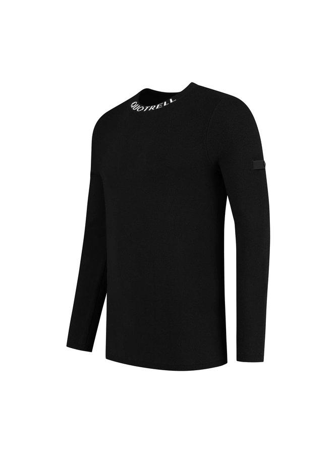 QUOTRELL London Sweater - Black