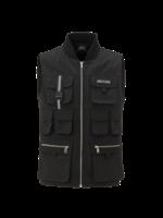 Malelions Malelions Tactical Reflective Vest - Black