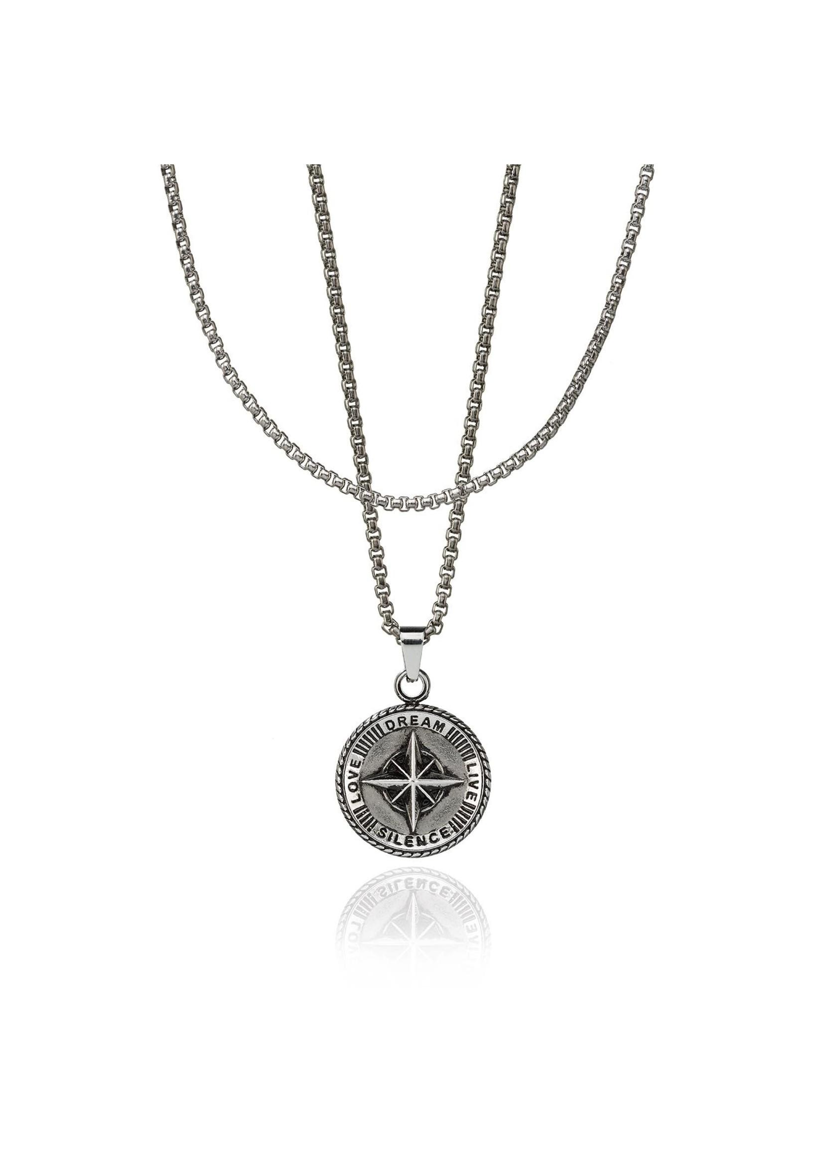CROYEZ CROYEZ Compass Silver Layerup