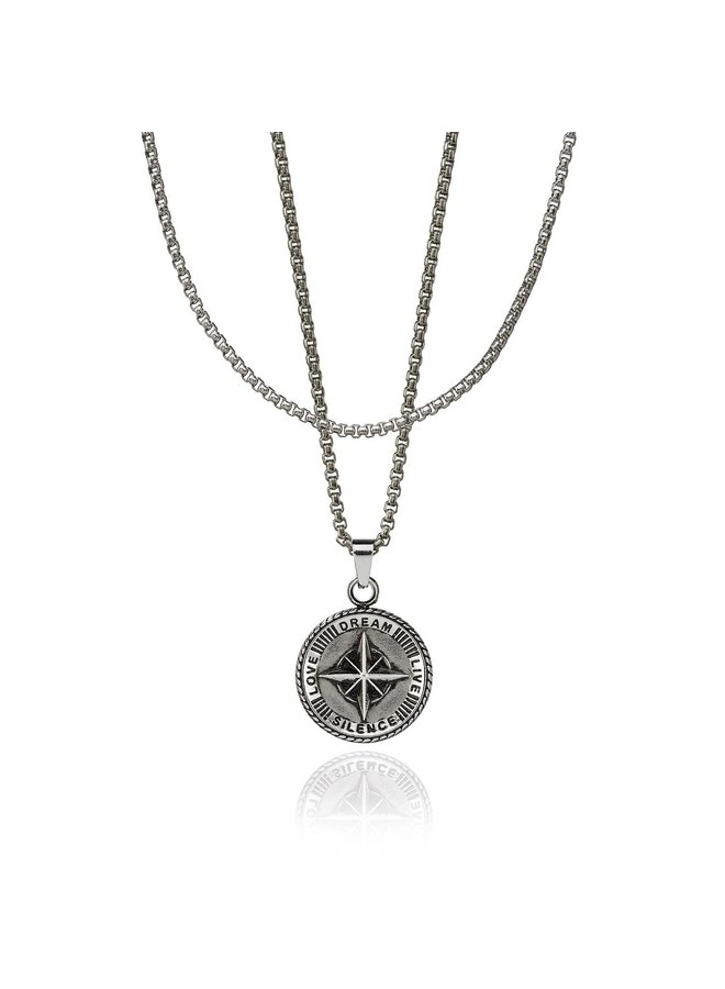 CROYEZ Compass Silver Layerup