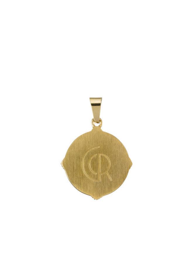 CROYEZ Medaillon Gold Layerup