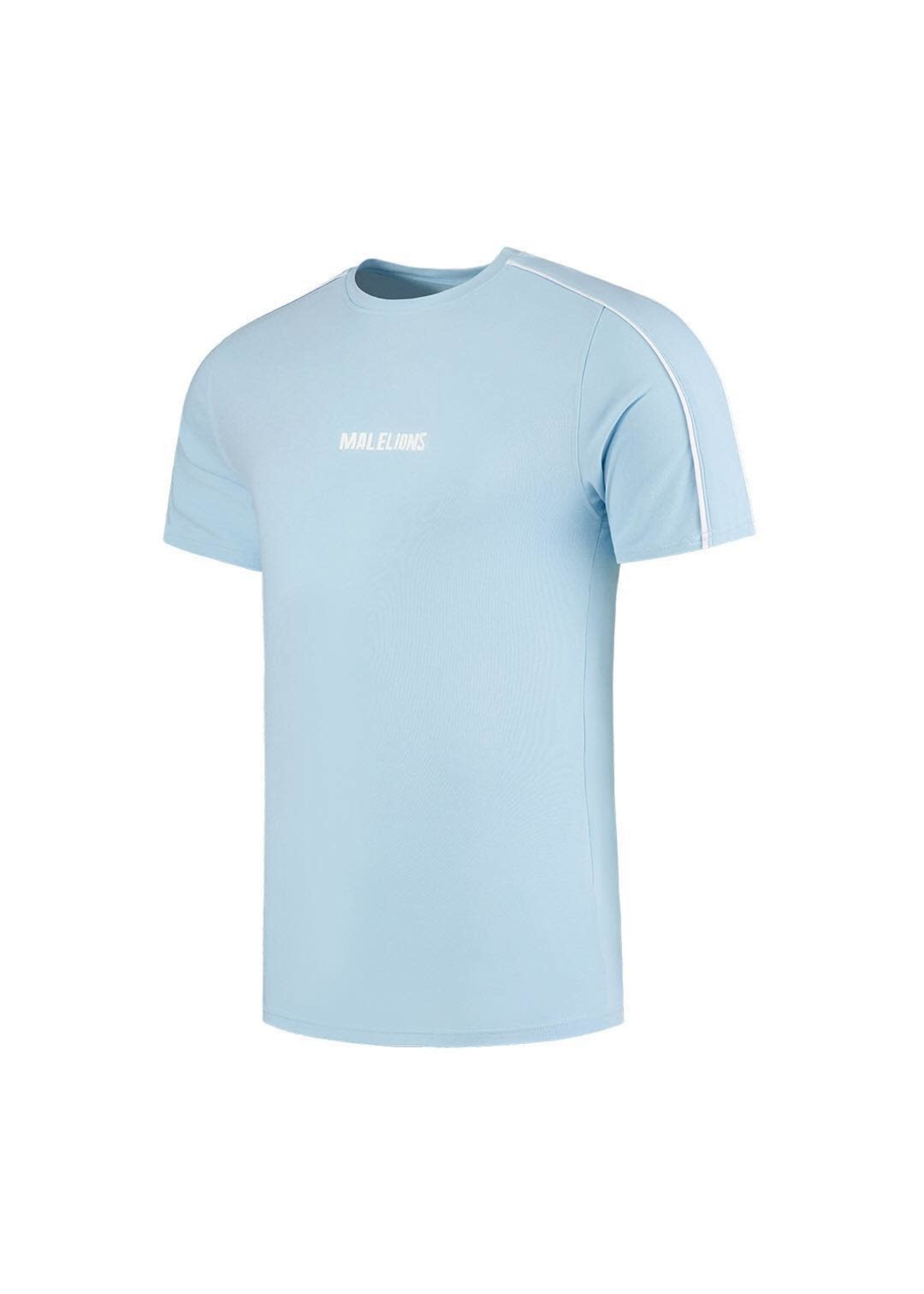 Malelions Malelions Junior Thies T-Shirt - Light Blue