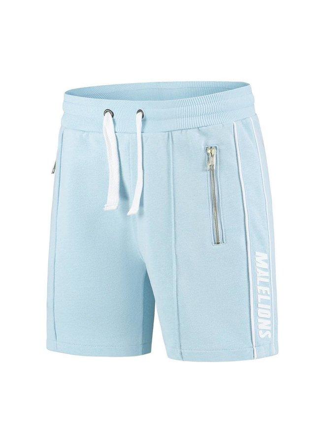 Malelions Junior Thies Short - Light Blue