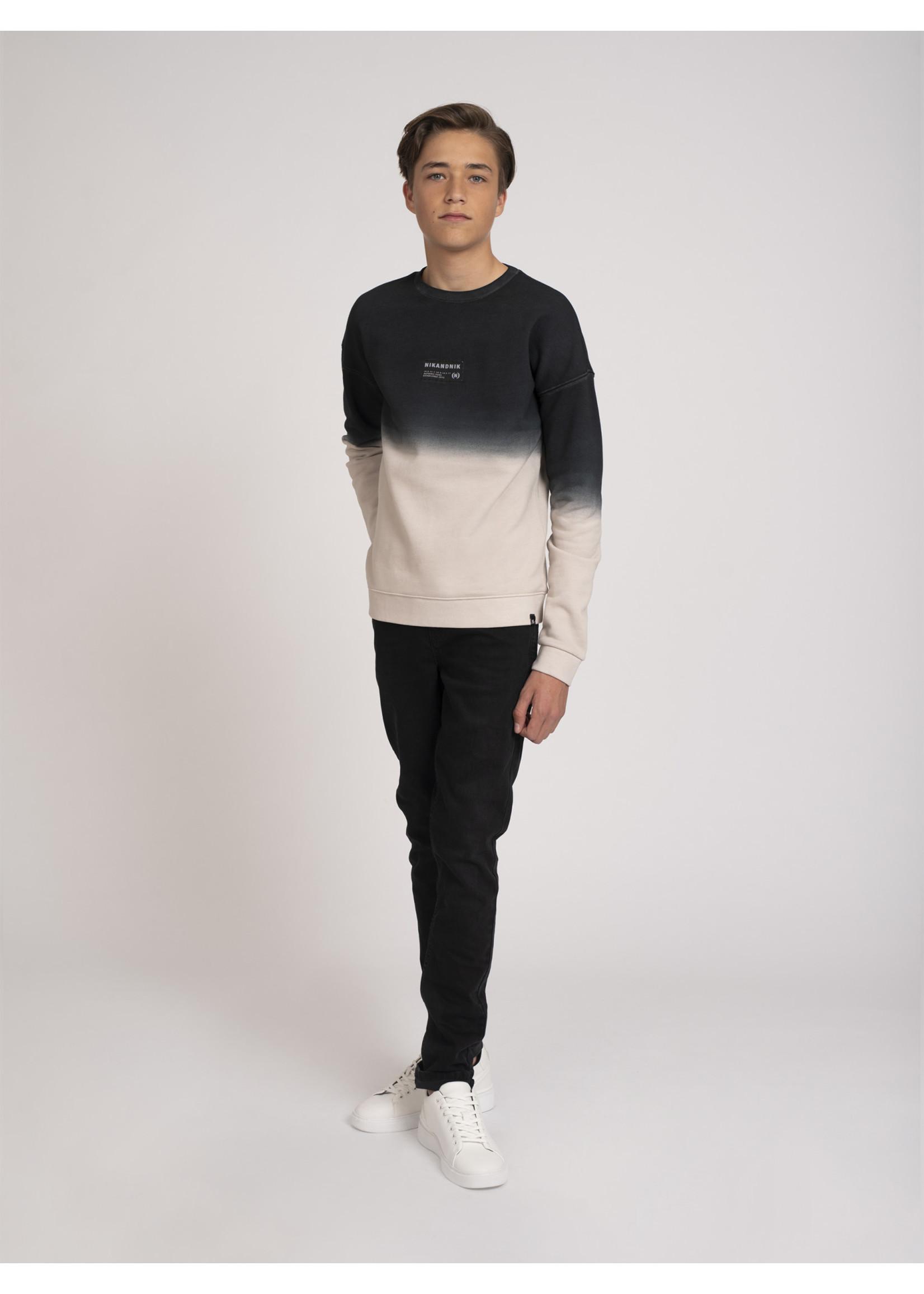 NIK&NIK Nik&Nik Dennis Sweater - Light Beige