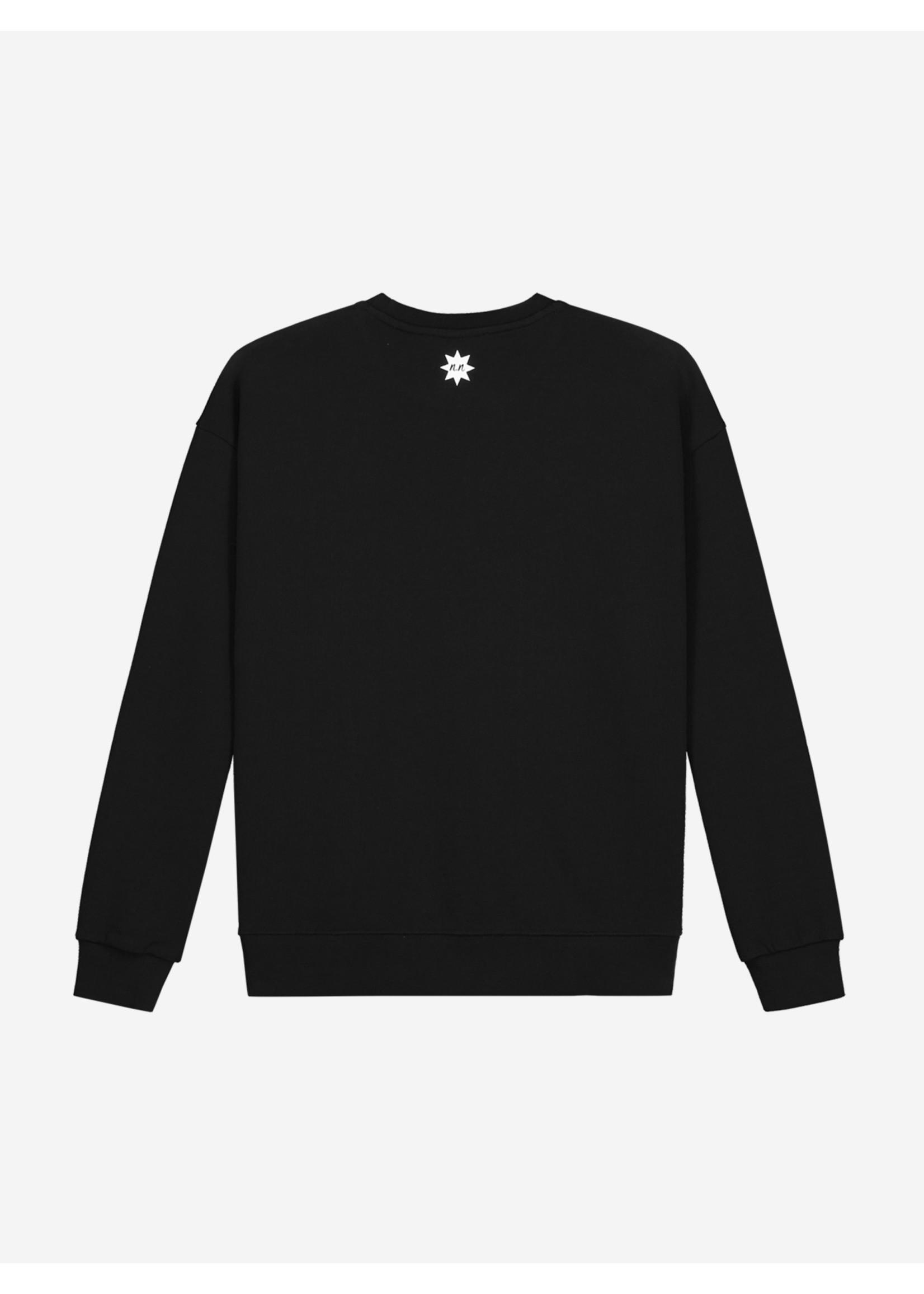 NIK&NIK Nik&Nik No Questions Sweater - Black