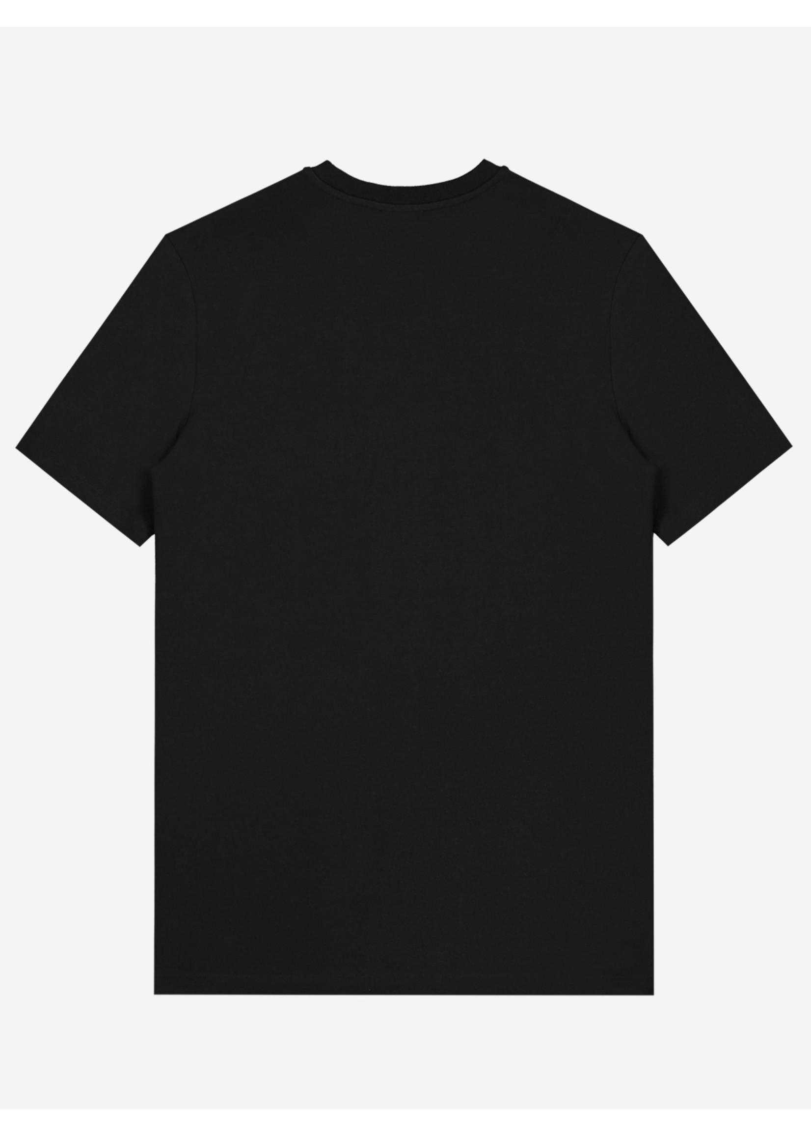 Sustain Sustain Repeat Logo - Black