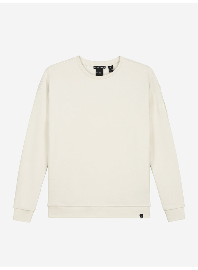 NIK&NIK Diego Sweater - Dusty White