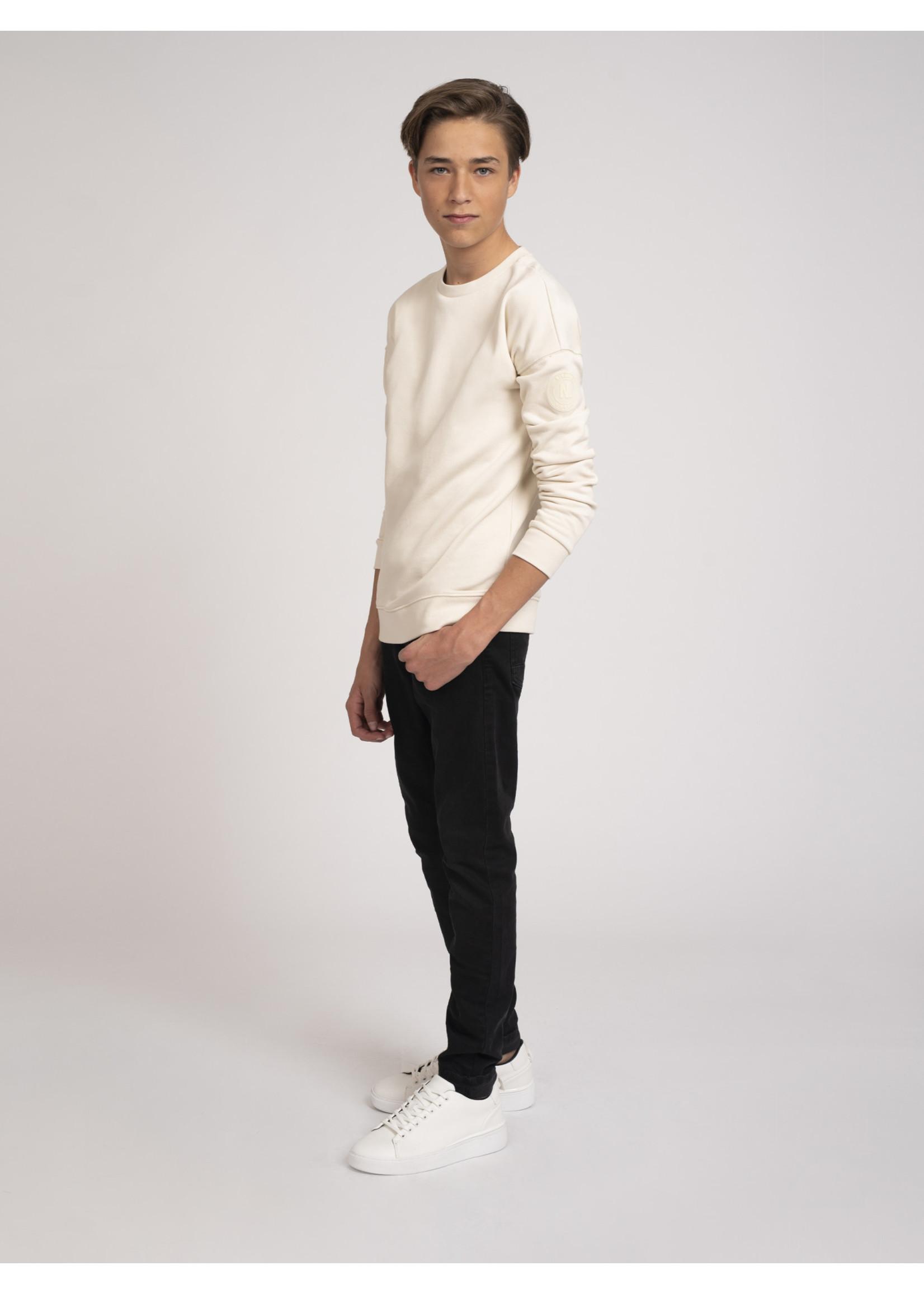 NIK&NIK NIK&NIK Diego Sweater - Dusty White