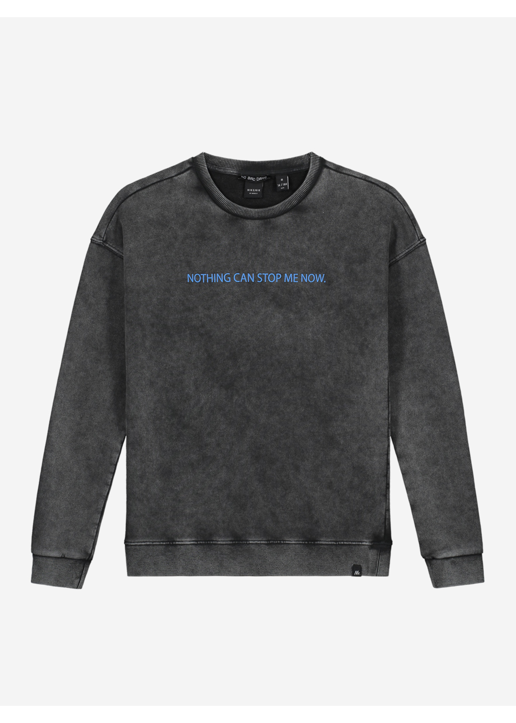 NIK&NIK NIK&NIK Dexter Sweater - Black