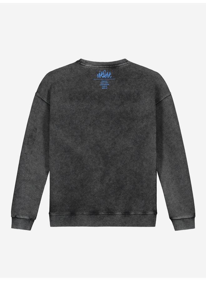 NIK&NIK Dexter Sweater - Black