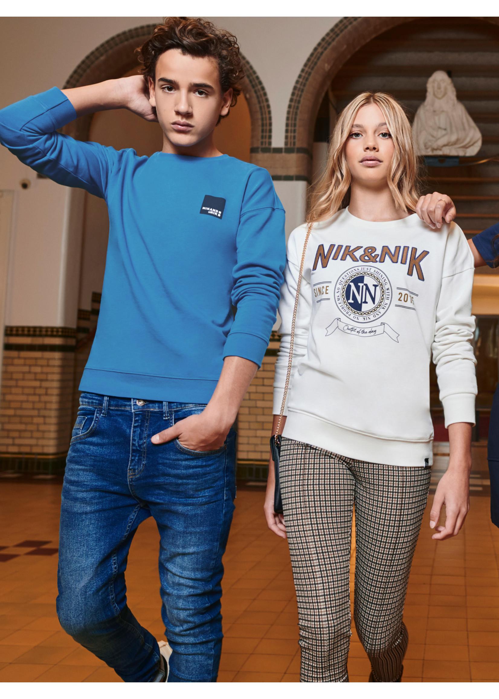 NIK&NIK NIK&NIK Dean Sweater - Blue