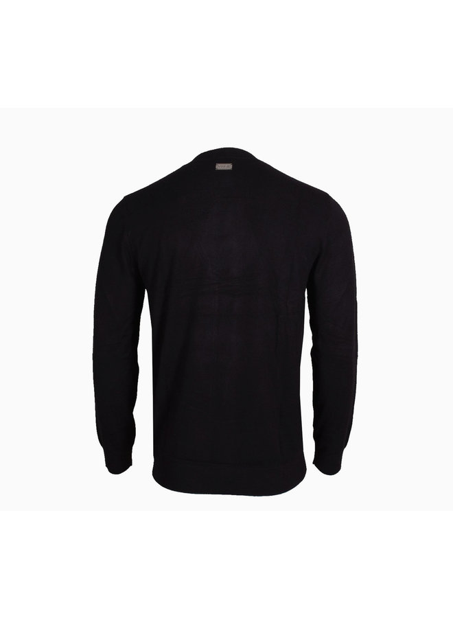 Radical Mose Sweater - Black