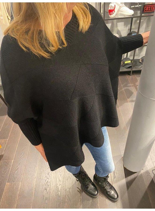 Loose Fit Sweater Gigi - Black