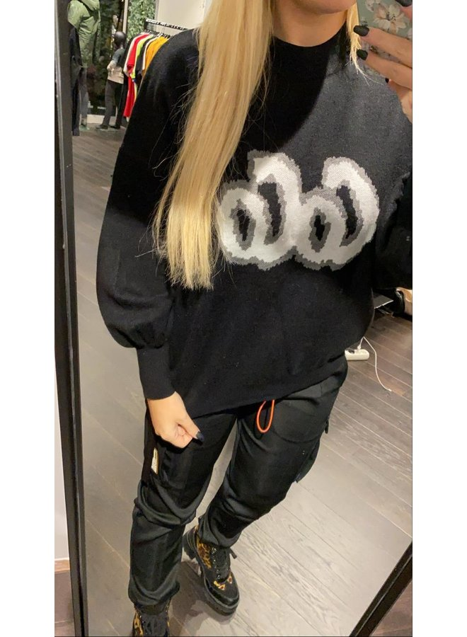 COCO Sweater - Black