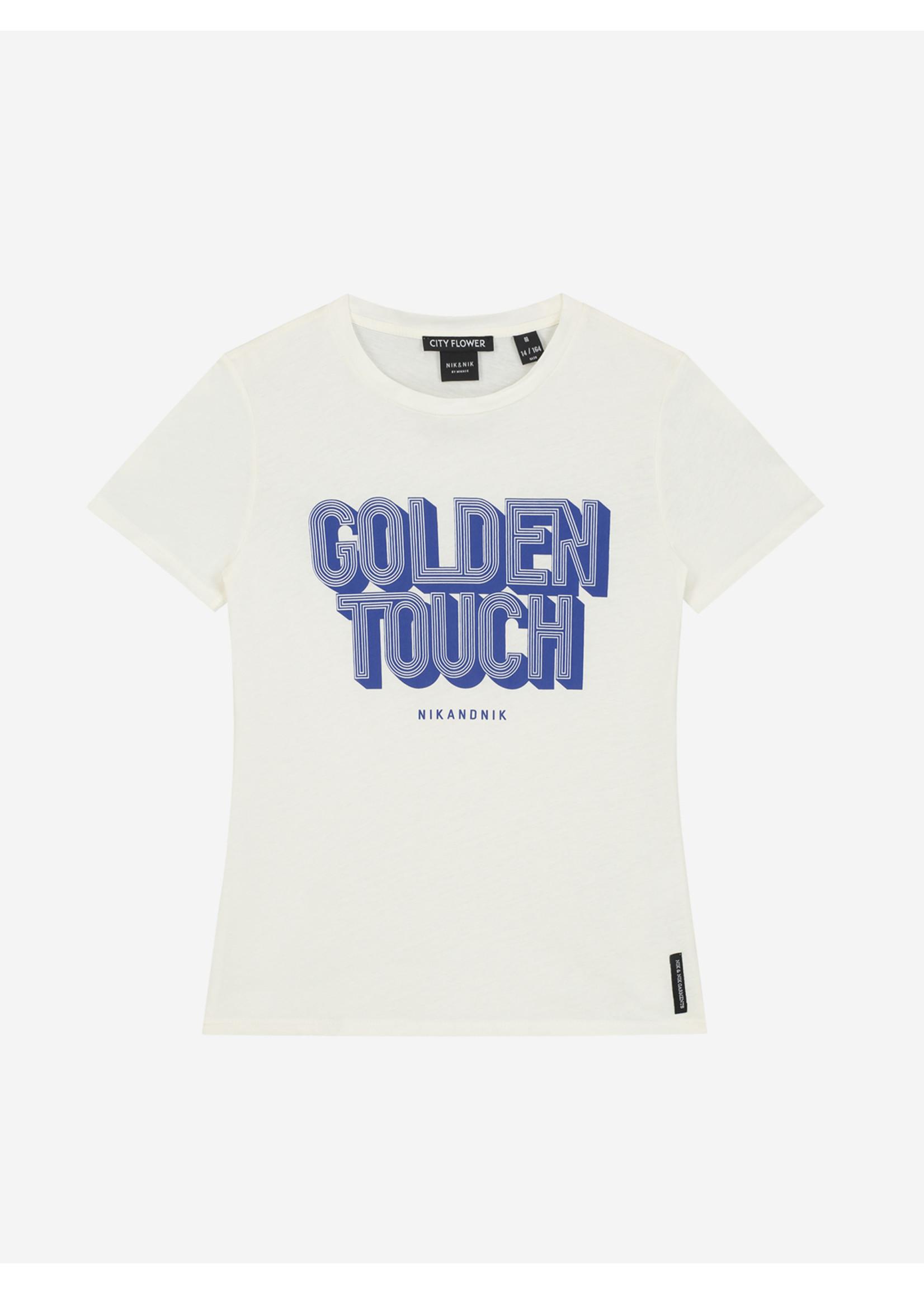 NIK&NIK NIK&NIK Golden T-Shirt -