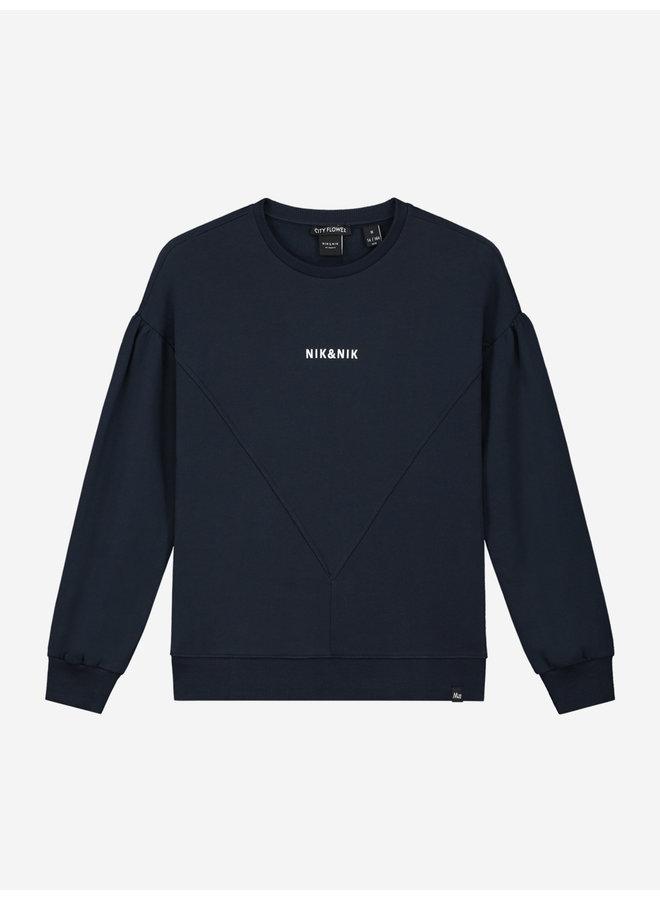 NIK&NIK Dory Sweater - Royal Blue
