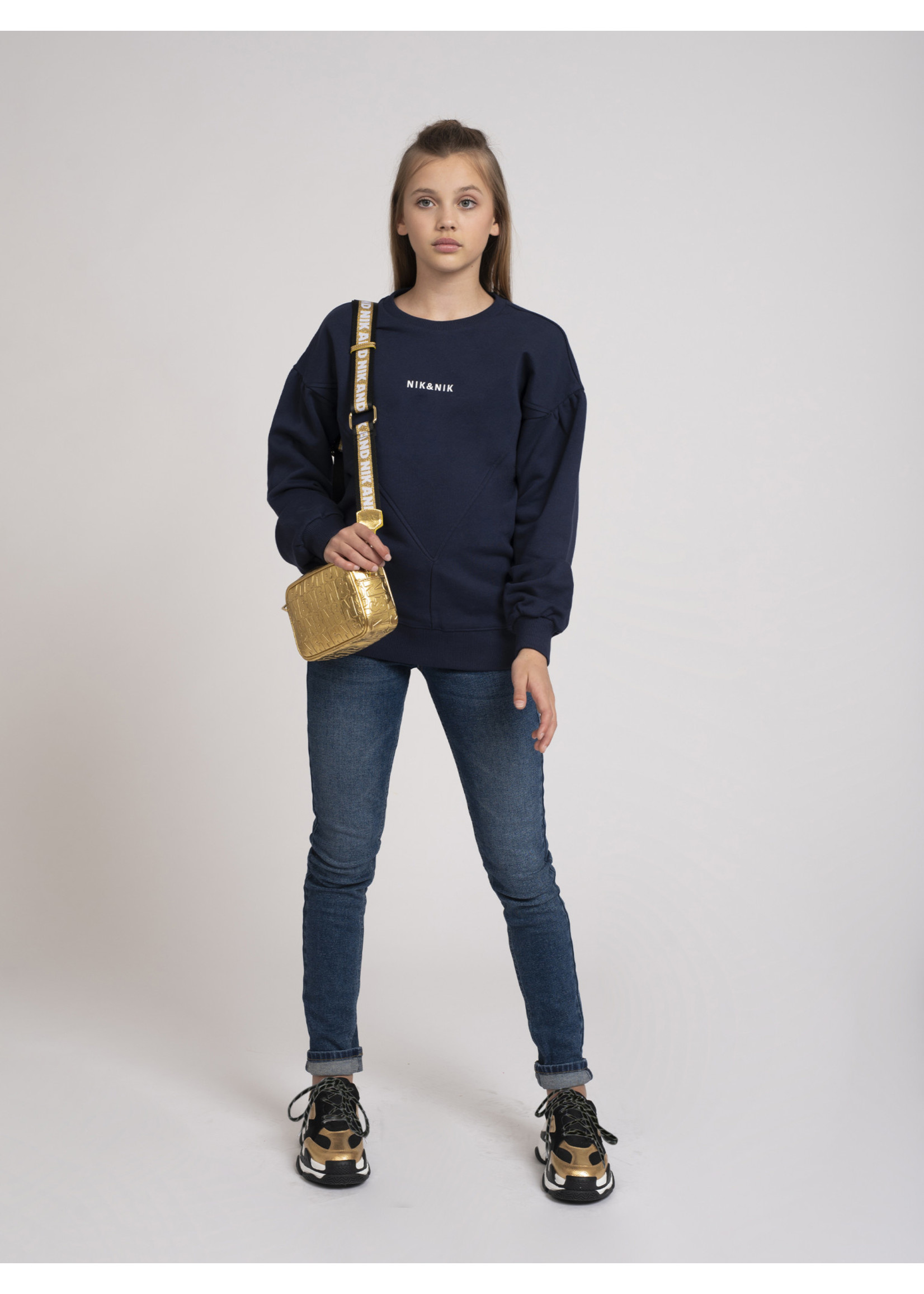NIK&NIK NIK&NIK Dory Sweater - Royal Blue