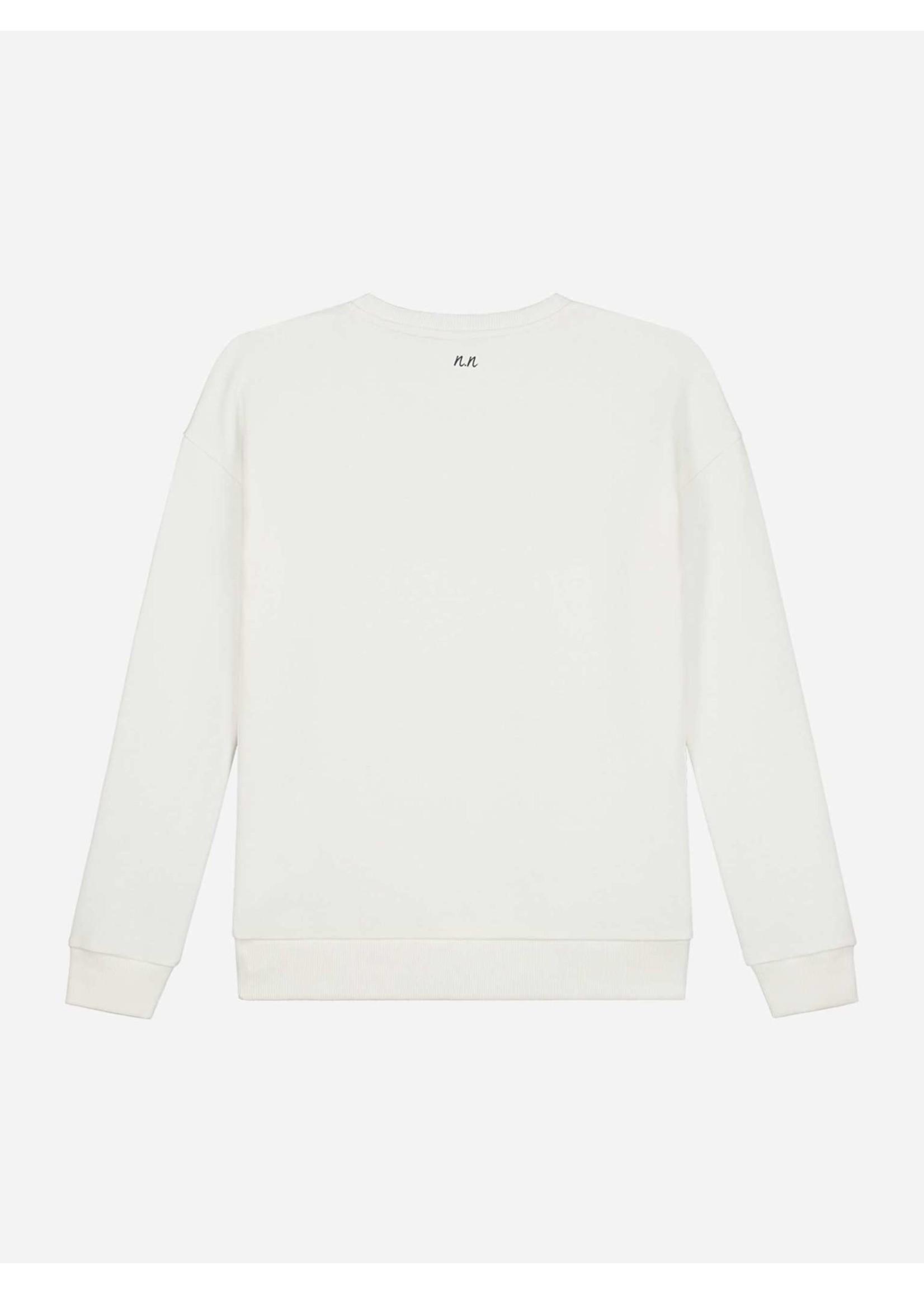 NIK&NIK NIK&NIK Dolly Sweater - White