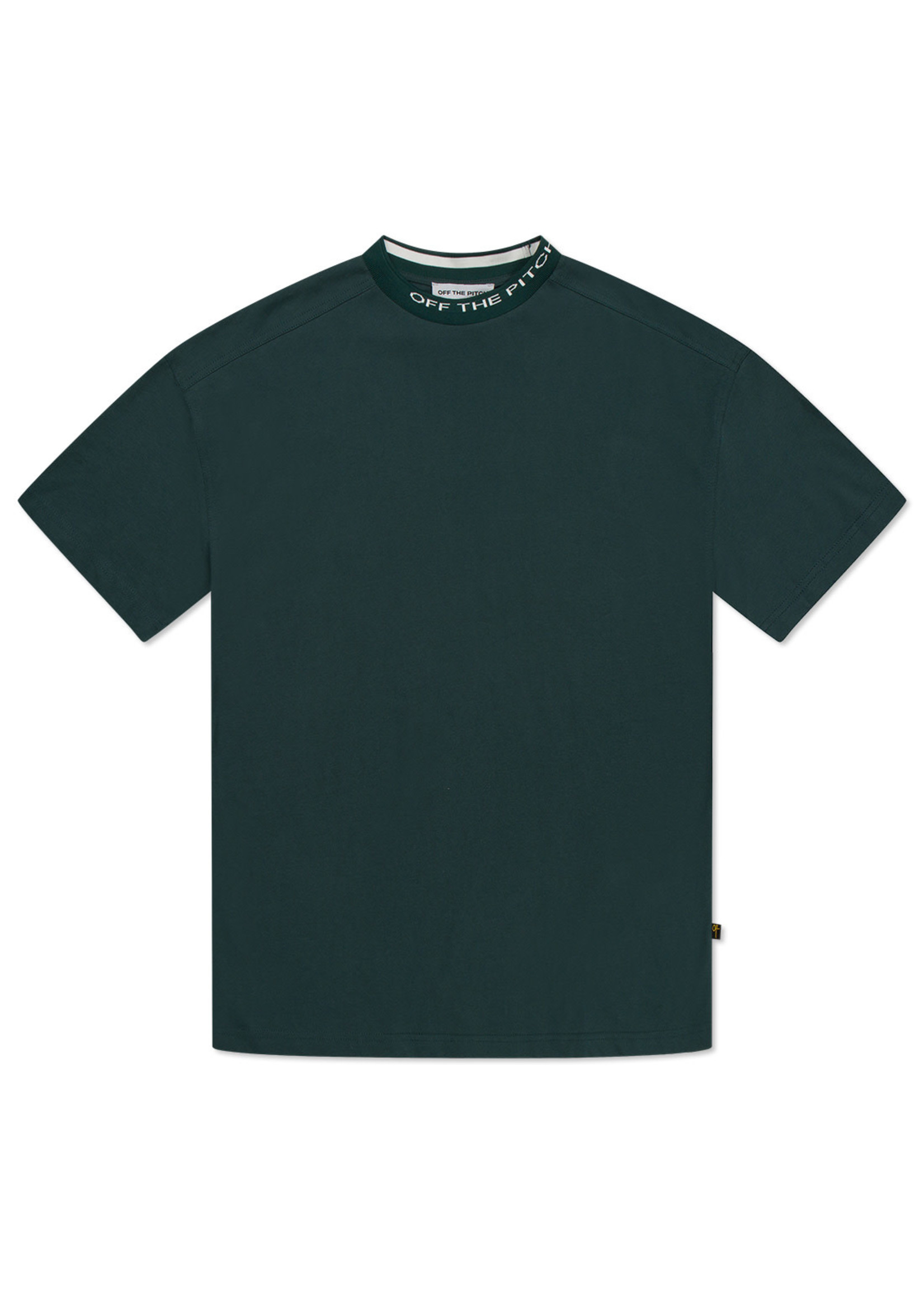 OFF THE PITCH The Orphan Tee - Dark Green