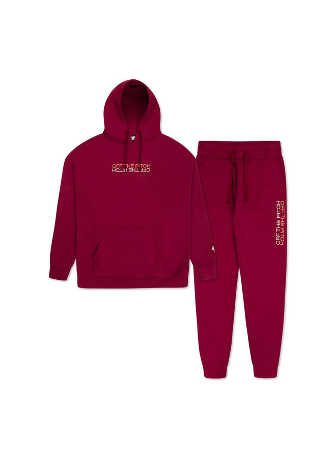Off The Pitch The Soul Suit - Dark Red
