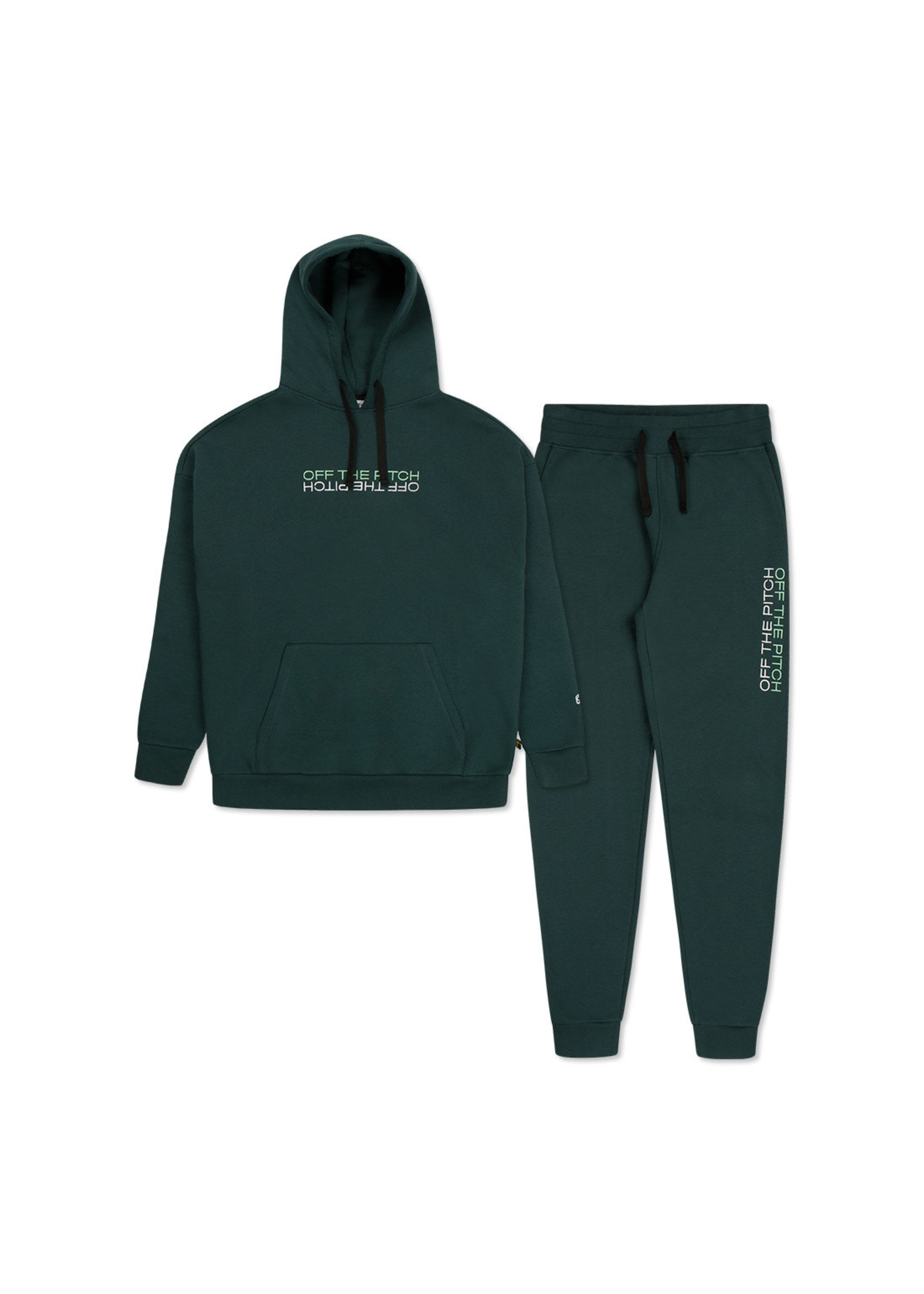 OFF THE PITCH Off The Pitch The Soul Suit - Dark Green