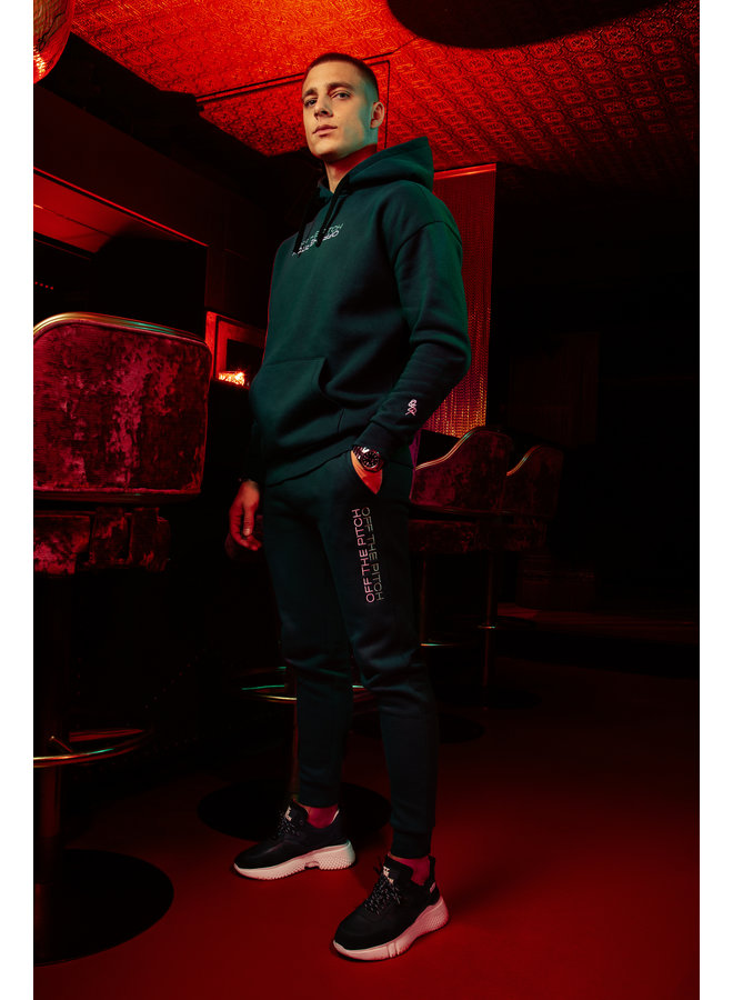 Off The Pitch The Soul Suit - Dark Green