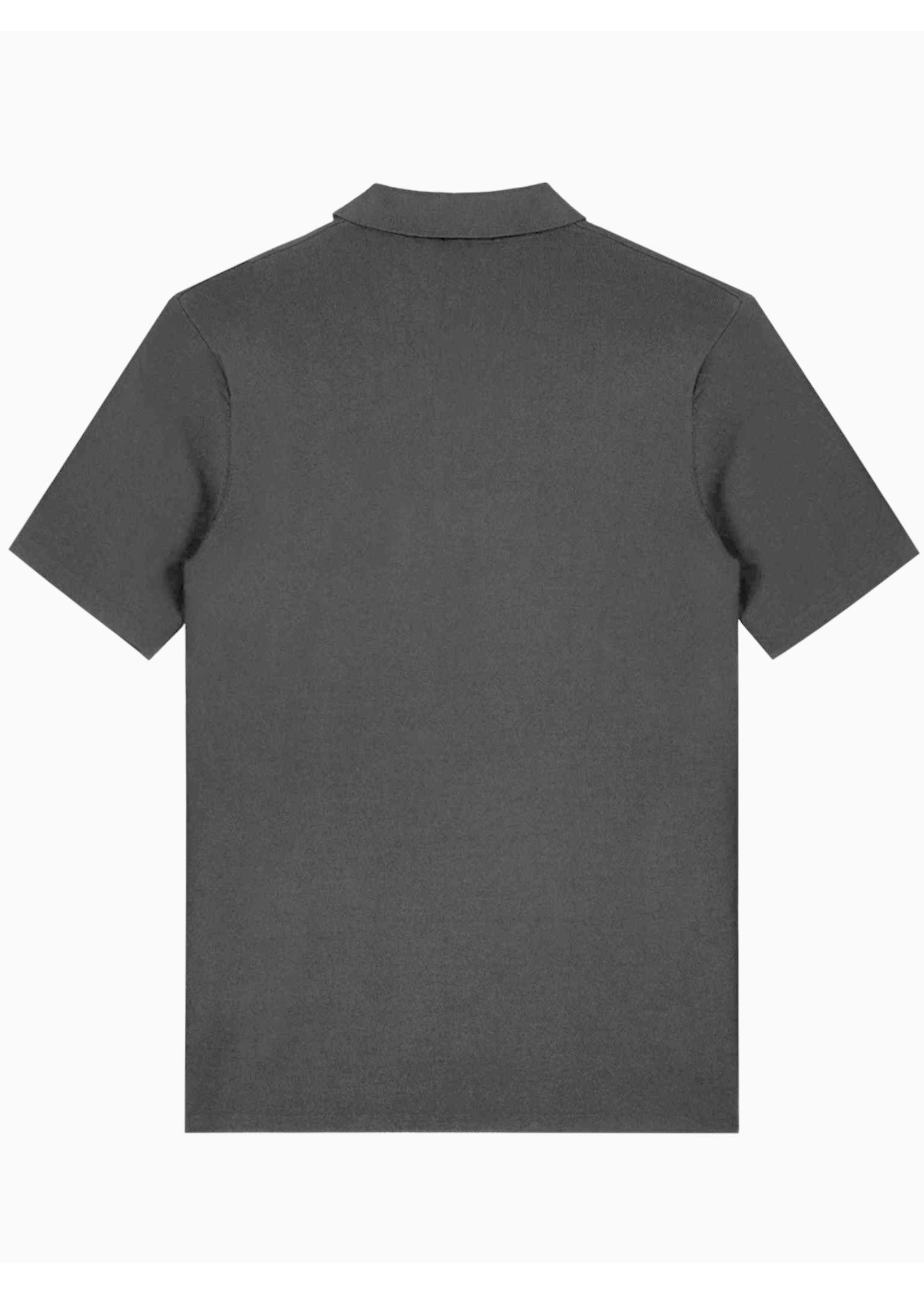 Sustain Sustain Knit Polo - Black