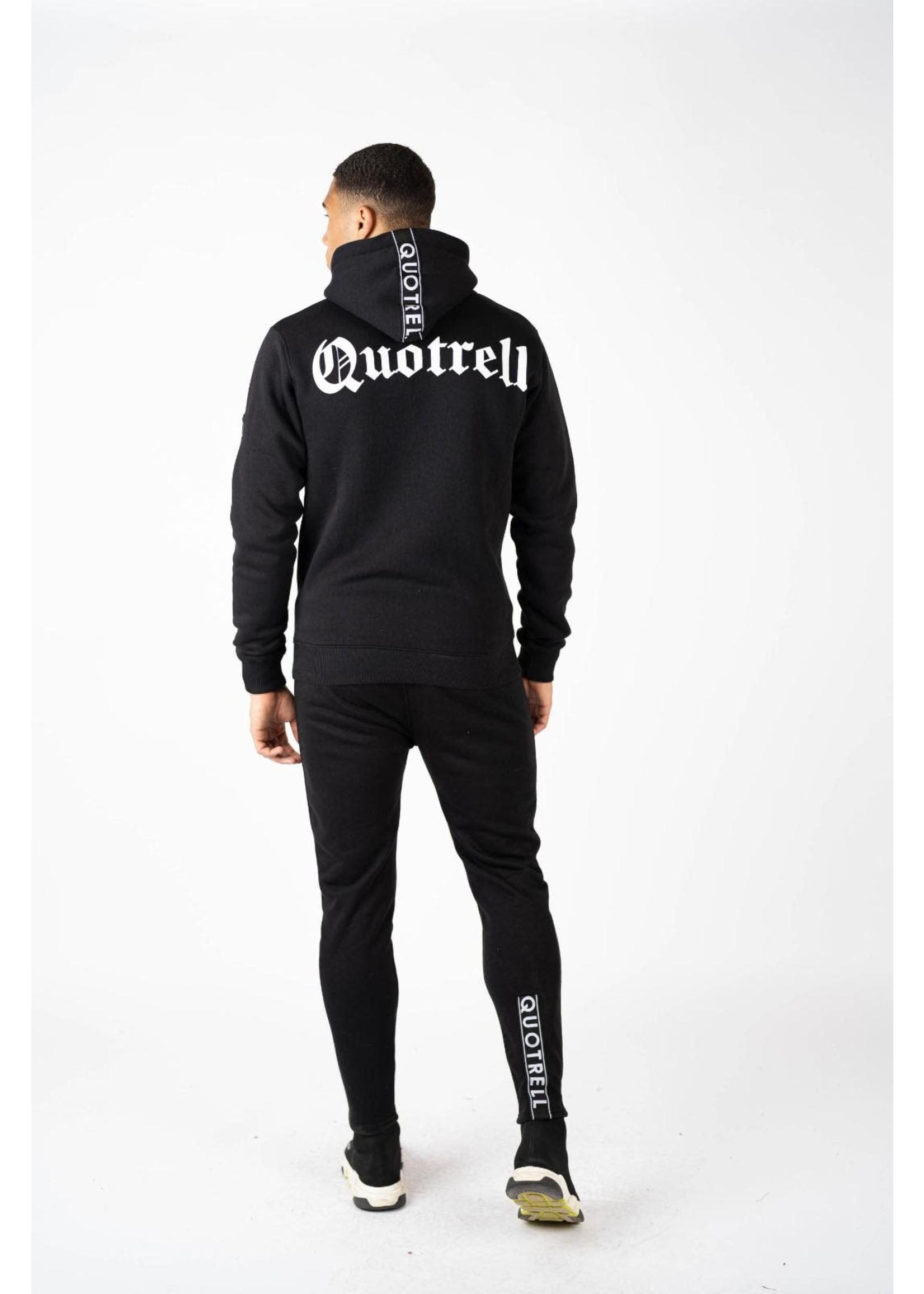Quotrell QUOTRELL Commdore Pants - Black