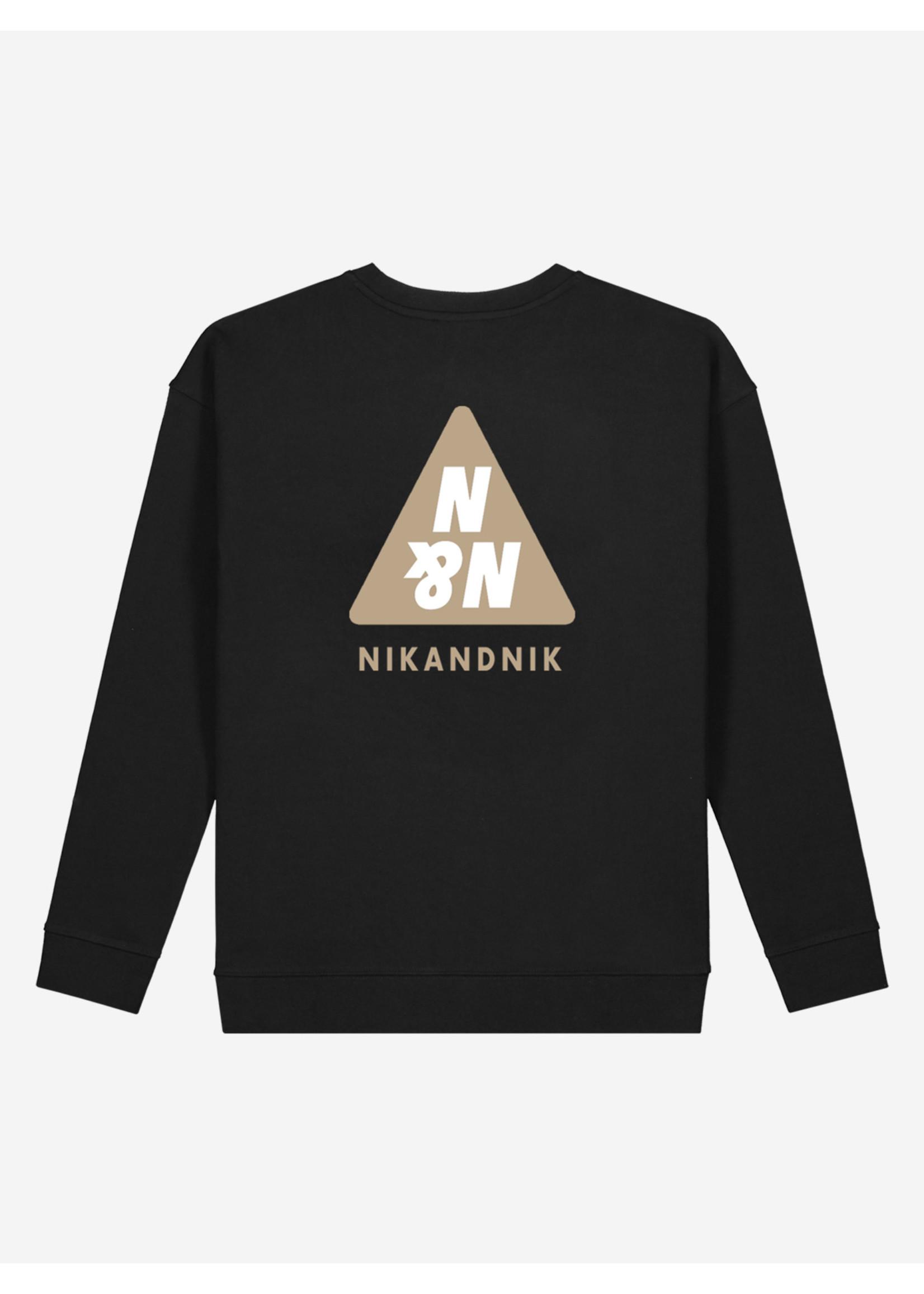 NIK&NIK Nik&Nik Dean Sweater - Black