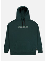 OFF THE PITCH The Soul Hoodie - Dark Green