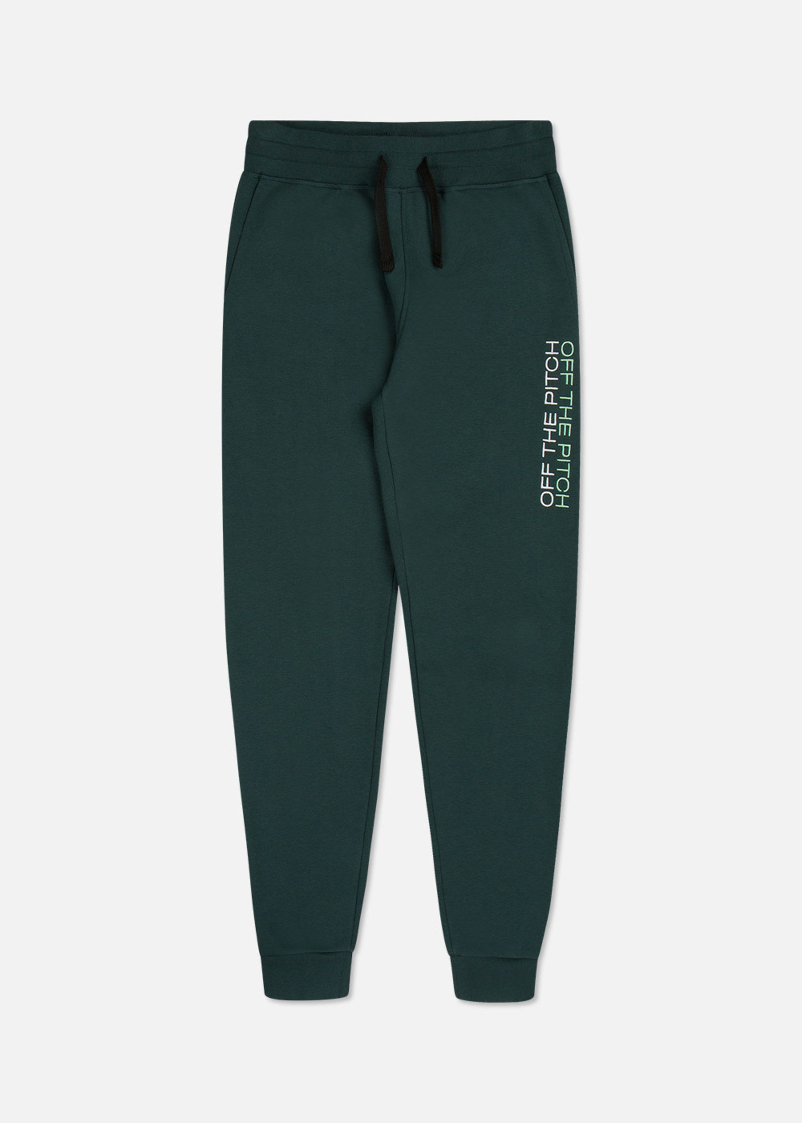 OFF THE PITCH The Soul Pants - Dark Green