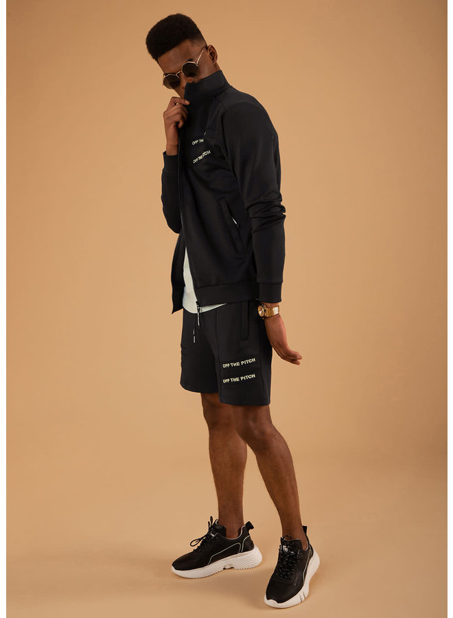 OFF THE PITCH The Mercury Short - Black