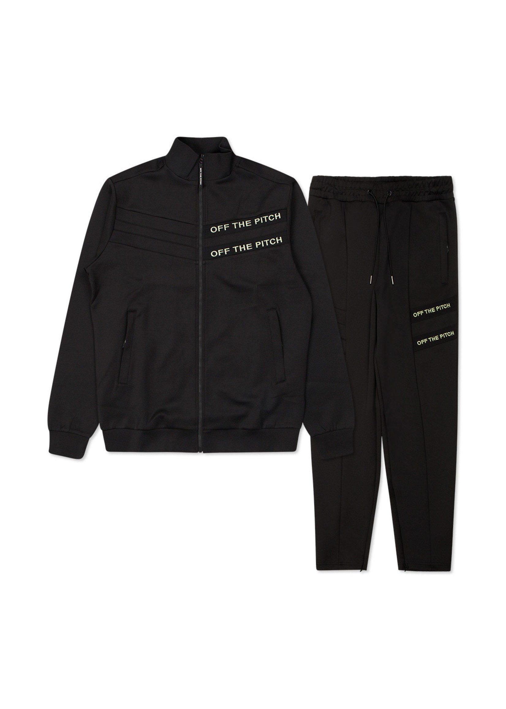 OFF THE PITCH The Mercury Suit - Black