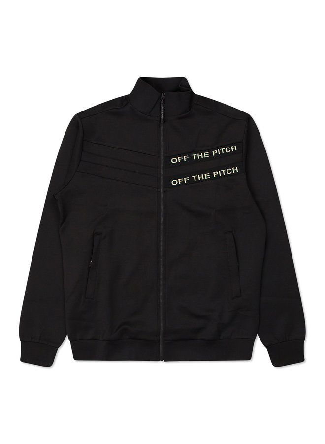 OFF THE PITCH The Mercury Jacket - Black
