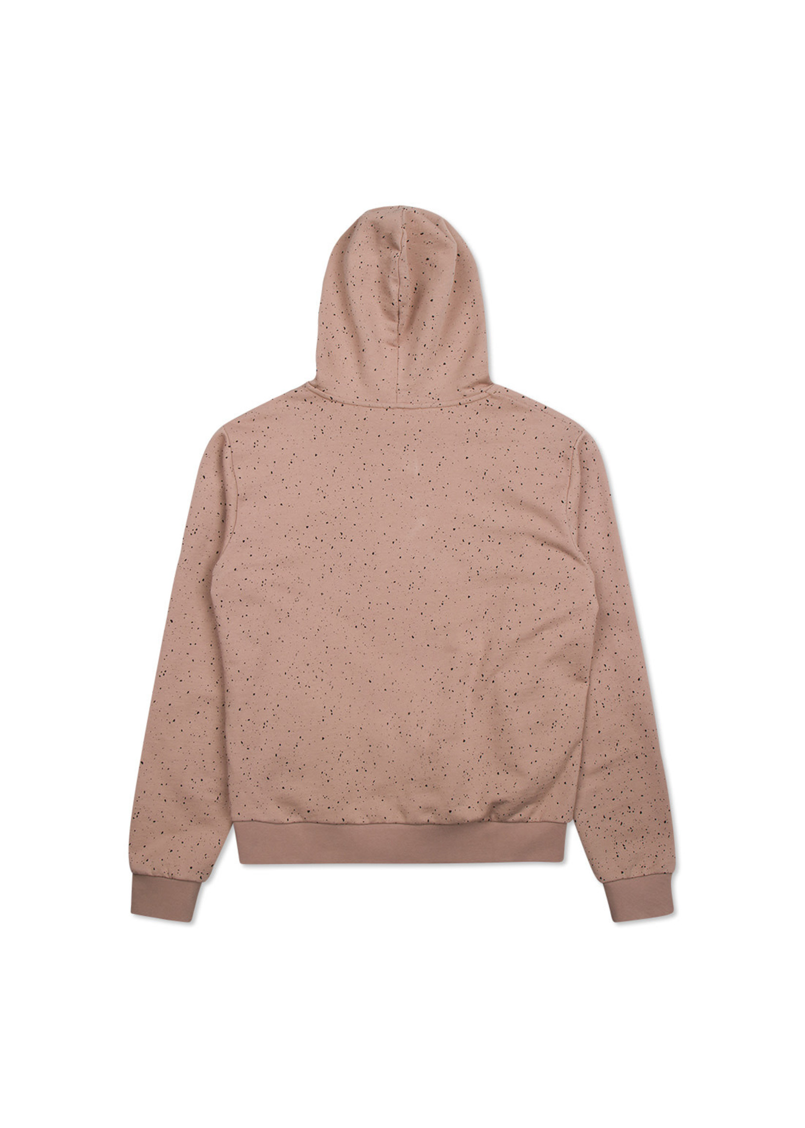 OFF THE PITCH The Cosmic Hood - Taupe