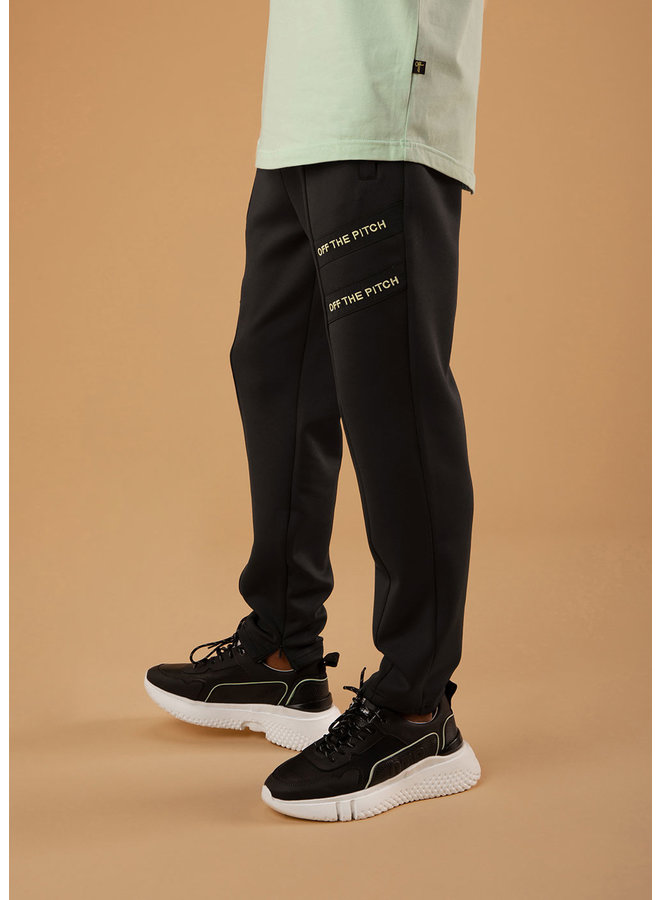 OFF THE PITCH The Mercury Pants - Black