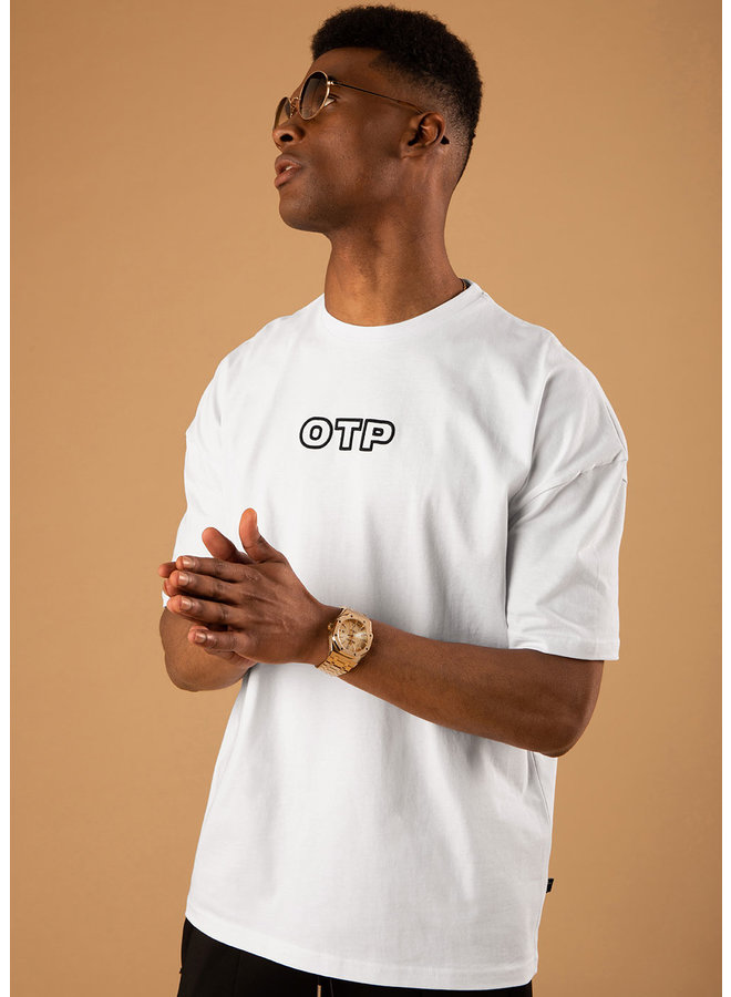 OFF THE PITCH The Pitch 2.0 Oversized Tee - White