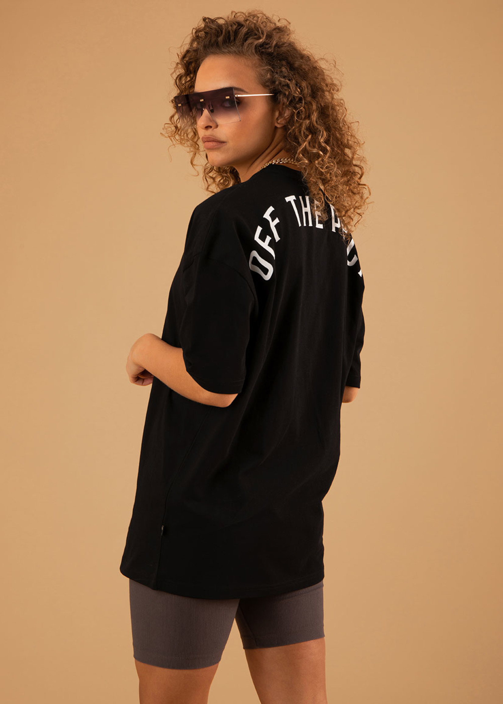 OFF THE PITCH The Pitch 2.0 Oversized Tee - Black