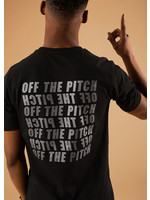 OFF THE PITCH OFF THE PITCH The Galaxy Slim Fit Tee - Black